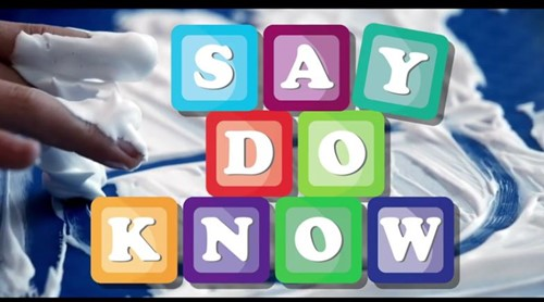 Say Do Know - Top Tip #3 to Know My Child is Ready For Kindergarten