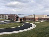 Thomas Ewing Junior High School Building