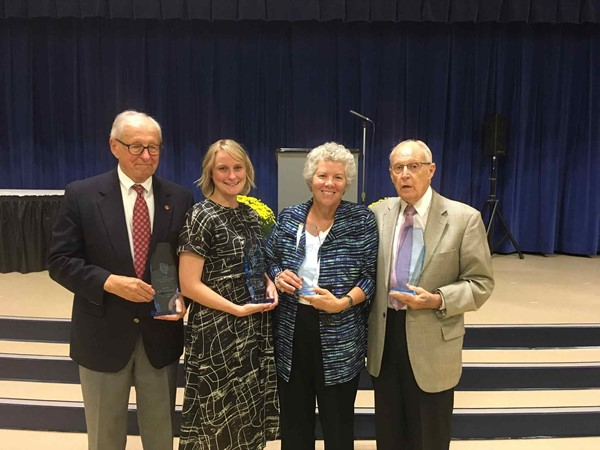 Distinguished Alumni Hall of Fame Inductees 2018