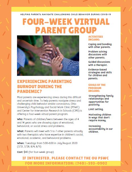 Virtual Parent Group information