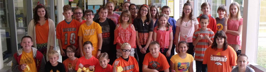 General Sherman Students - Unity Day 2016 (2)