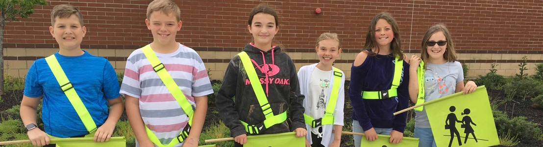 Tarhe Trails - Safety Patrol Students