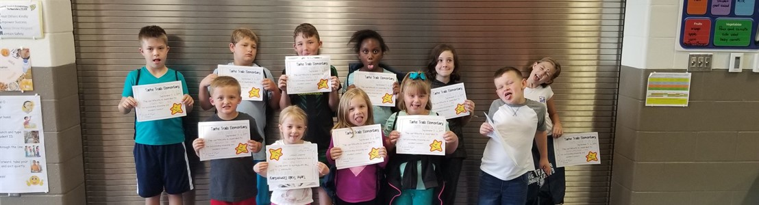 Tarhe Trails - Champions of the Week - September 2019