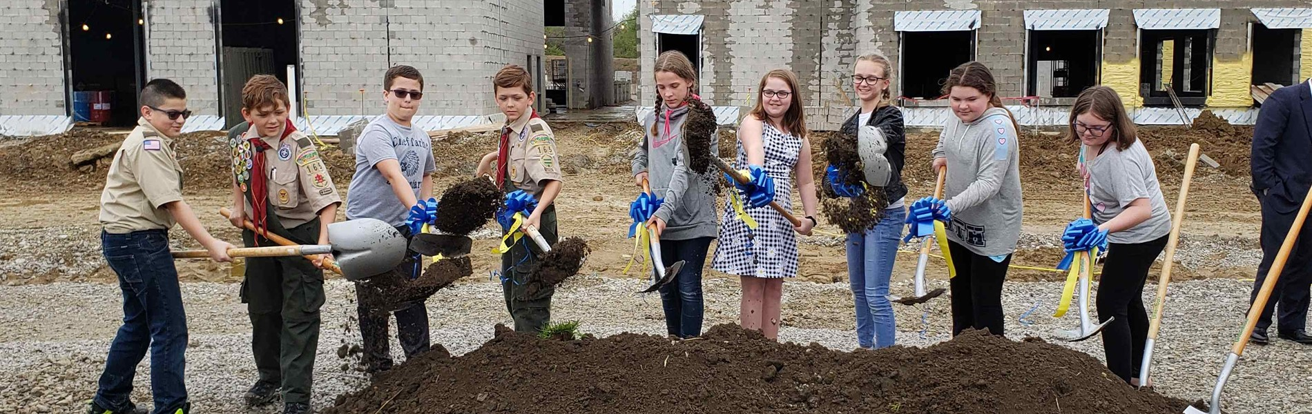 Groundbreaking General Sherman JH