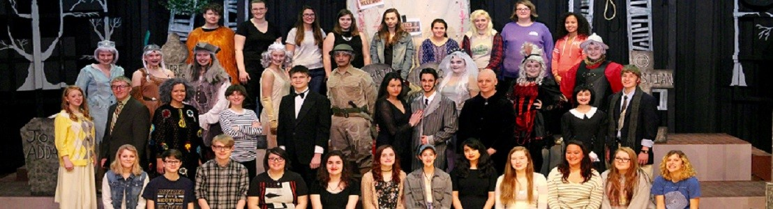 The Addams Family Cast and Crew