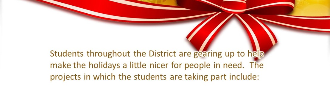 Lancaster City Schools' - Season of Caring