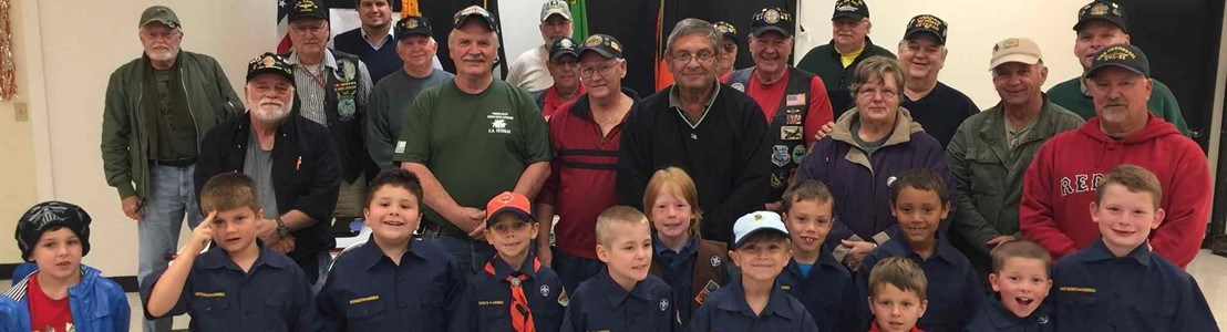 Cub Scout Pack 1 - Mt. Pleasant ES