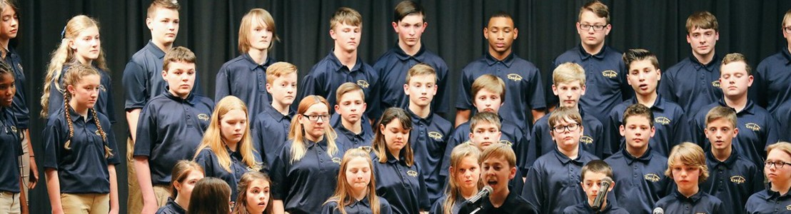 Thomas Ewing JH Choir Concert