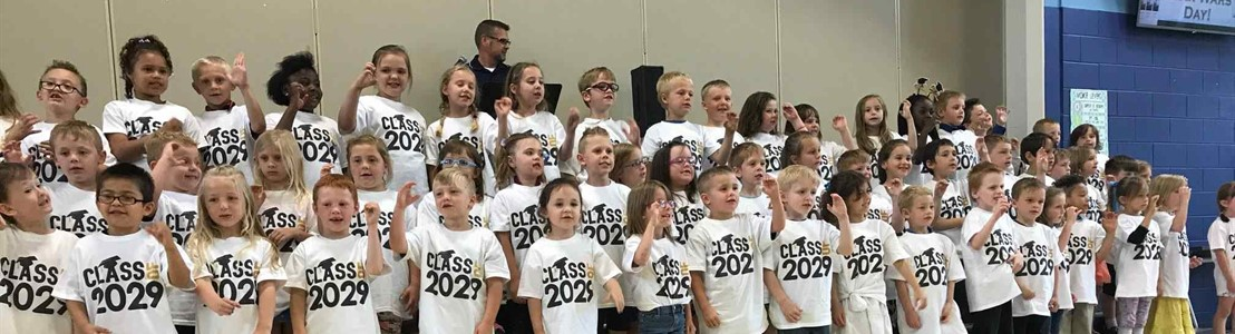Mt. Pleasant - Kindergarten Graduation 2017