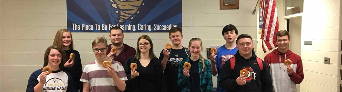LHS Students - iCHOOSE Perfect Attendance (February 2018)