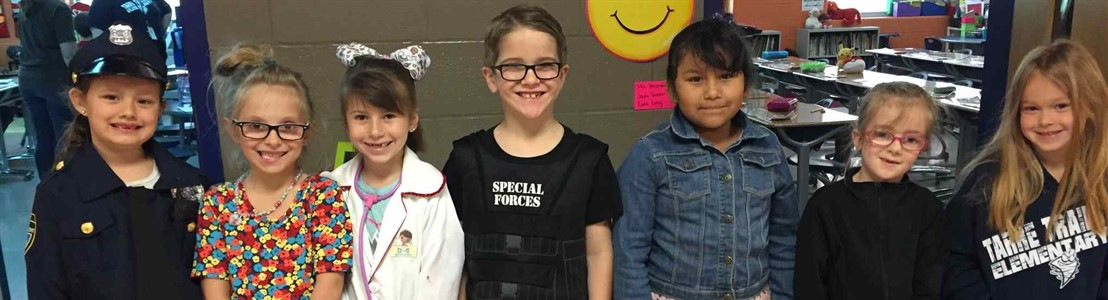 Tarhe Trails Students - Dress for Success